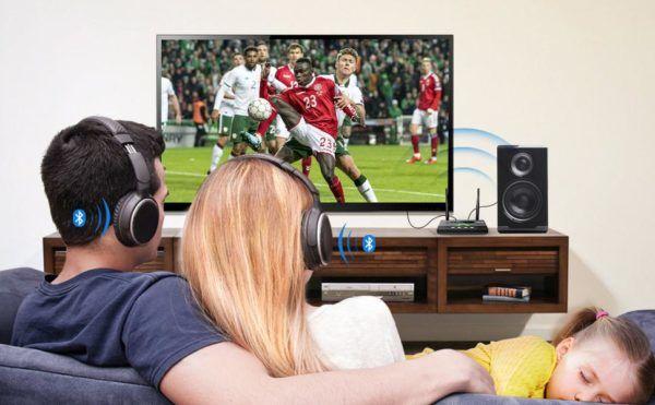 auriculares bluetooth para tv