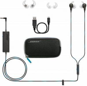 Bose QuietComfort 20 - Auriculares in-Ear compatibles con Samsung y Otros