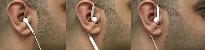 3 maneras de ponerse los auriculares