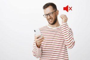 Los auriculares Bluetooth están conectados pero…