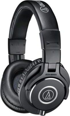 Audio-Technica ATH M40x review