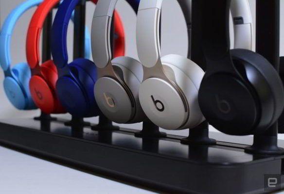6 modelos de Beats Solo Pro