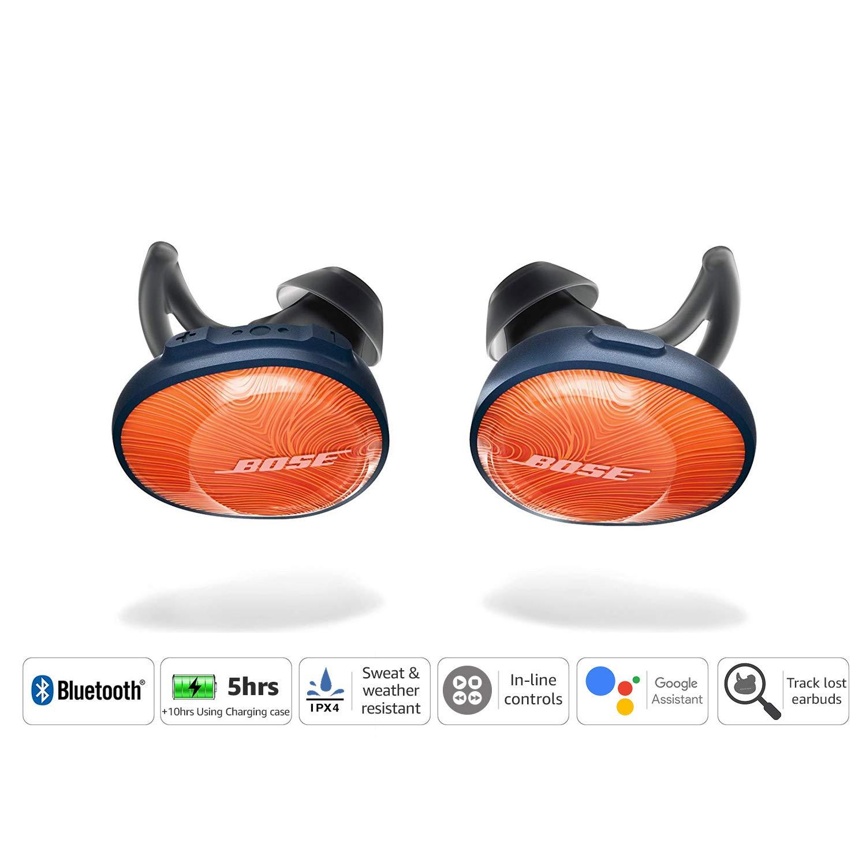 Auriculares bose 774373-0010 orange