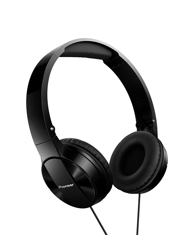 Auriculares pioneer se-mj503-k