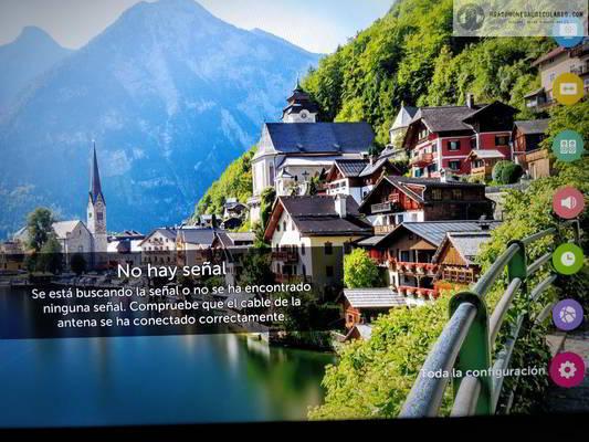 menu televisor lg