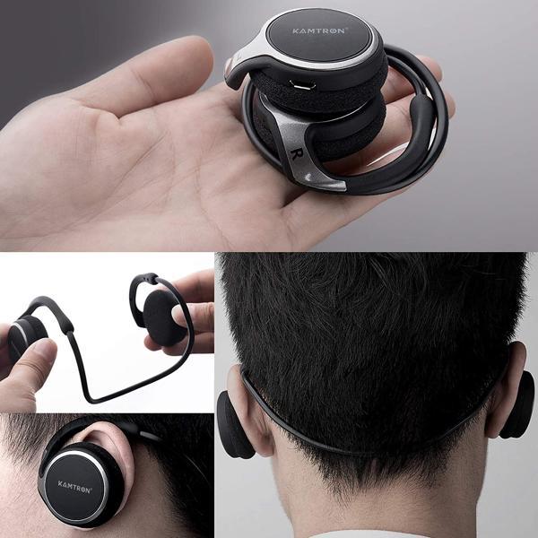 Auriculares Bluetooth 4.1 de cuello KAMTRON mara-b