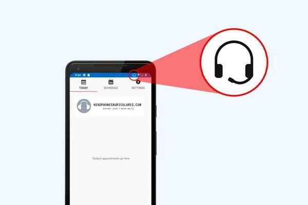 modo auricular androide