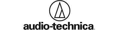 marca logo audio technica