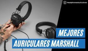 Auriculares Marshall