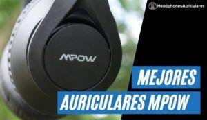 Auriculares Mpow