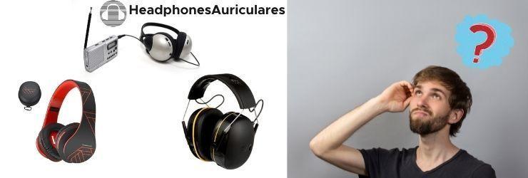 que auriculares elegir con radio integrada
