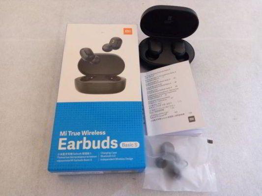 nuevos auriculares xiaomi airdots basic s